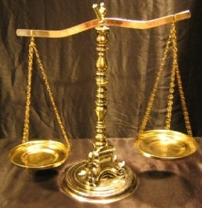 libra scales